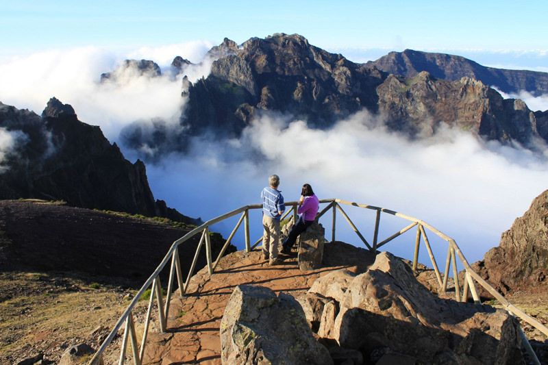 Land based Madeira Excursions
